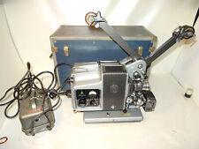 Bauer P5 Projektor Filmprojektor 16mm mit Koffer und Transformator
