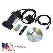 USA TCS CDP Pro Plus for autocom Car OBD2 EOBD Scanner Code Reader Diagnostic