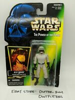 Kenner Star Wars Hologram Green Power Of The Force AT-ST Driver Action Figure