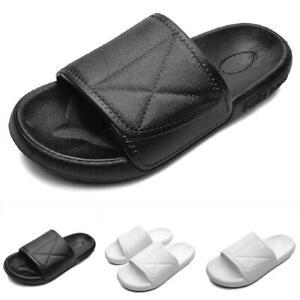 Mens Sand Walking Beach Slippers Shoes Open Toe Sports Slip on Home Ultralight B