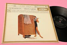 TROVAJOLI GERSHWIN LP VOL 1 ORIG ITALY 1963 EX !!!!!!!!!!!!!!!!!!!!!!!!!!!!!