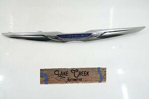 GENUINE OEM | 2011 2012 2013 2014 Chrysler 300 Front / Grille Wing Emblem