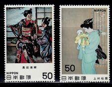 JAPÓN 1980 1327/28 2v.