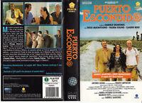 PUERTO ESCONDIDO   -  VHS USATA EX NOLEGGIO - PENTA VIDEO 1992