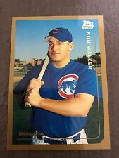 1999 Topps Traded Ron Walker Chicago Cubs T18