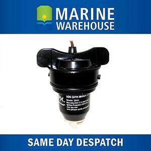 500GPH Motor Cartridge for Johnson Pump 500GPH - Replacement Cartridge MD-00205
