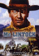 McLintock (1963) Andrew V. McLaglen, John Wayne / DVD, NEW