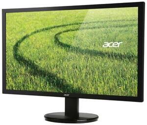 """Acer - UM.FX3EE.002 - K242hl 24"""" Full-hd Led Monitor, Dvi Hdmi Vga"""