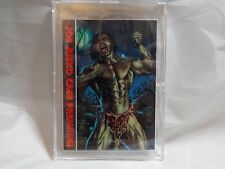 JOE JUSKO CASE PREMIUM CARD SIGNED AND NUMBERED