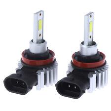 H11 Bombillas LED Faros Super Brillante Kit 330000LM Hi/Lo Beam 6000K bnldji
