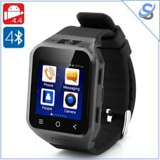 "ZGPAX S8 Android 4.4 Smartwatch Dual Core 1.54"" 512MB+4GB 5MP Slot SIM 3G OTG"