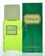 Coty Emeraude Perfume For Women Eau De Cologne 2.5 Oz 75 Ml Spray