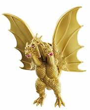Godzilla Movie Monster EX: King Ghidorah 7' Vinyl Figure