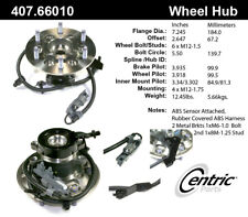 Wheel Bearing and Hub Assembly-Z85, RWD Front Left Centric 407.66010E