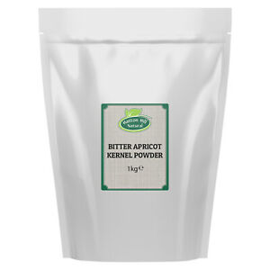 Bitter Apricot Kernels Powder - Free UK Delivery