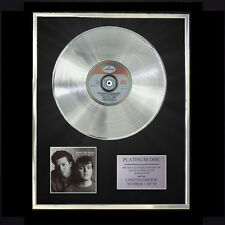 TEARS FOR FEARS SONGS FROM THE   CD PLATINUM DISC VINYL LP FREE SHIPPING TO U.K.