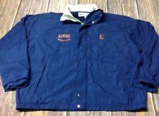 University of Illinois Wrestling Nike Men's Blue XL Jacket Pre-owned