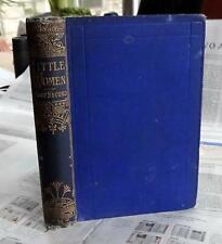 Alcott. LITTLE WOMEN 1875 printing Part Second