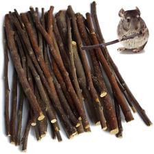 Pet Snacks Chew Toys Guinea Pig Chinchilla Squirrel Rabbits Hamster Apple Sticks
