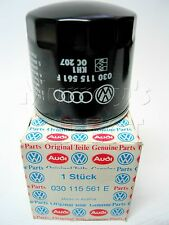 Genuine Oil Filter for VW Polo 1300 1400 1.3 1.4 1990-1994 030115561E 030115561F