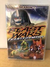 Transformers: Beast Wars: Season 1 15th Anniversary 4-Disc Set DVD VIDEO TV SHOW
