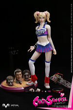 VTS TOYS VM-015 Suicide Team Squad Chainsaw Girl Harley Quinn 1/6 INSTOCK