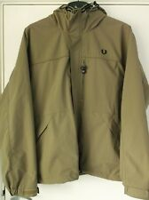 FRED PERRY PARKA JACKET. SIZE XL. MOD INDIE.