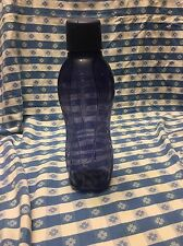 Tupperware Eco Water Bottle 1L 36OZ Tumbler & Flip Top Pour Seal INDIGO NEW
