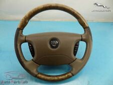 Steering Wheel with Cruise Control Switches 4.2L OEM Jaguar S-Type 2003 03