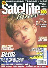 Blur   -  Satellite Times   January 1996  Britpop Nr Mint