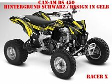 Invision DECORO KIT ATV CAN-AM Renegade, ds250, ds450, ds650 GRAPHIC KIT RACER-x B