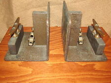 Pair Arts & Crafts Period Nautical Design Bookends Antique
