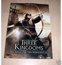 Plakat Poster A2 Three Kingdoms - Der Krieg der 3 ....