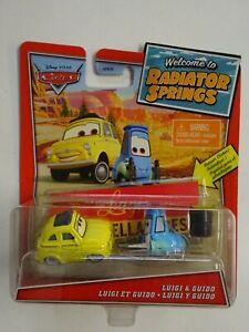 Disney / Pixar - Cars - Welcome to Radiator Springs - Luigi & Guido