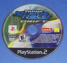 Tokyo Xtreme Racer Drift (Sony PlayStation 2) PS2 RATED E race game disc only