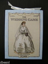 Victorian  Reproduction 1880 The Wedding Playing Cards Game Deck Art USA New