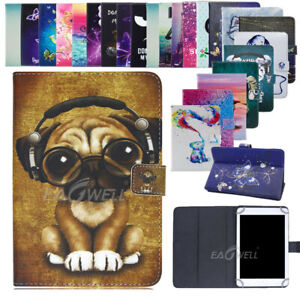 """Universal Fold Leather Cover Case For Various LG G Pad 5 3 2 X 10.1"""" inch Tablet"""