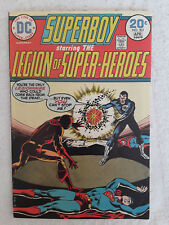 Superboy #201 (Mar-Apr 1974, DC) Vol #26 Fine+