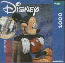 Disney Mickey Mouse photomosaics puzzle by Robert Silvers