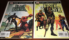 Black Panther #28,29 (9.6-9.8)The Initiative/Suydam/Marvel Comics/CGC READY!