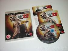 Sony Playstation 3 / PS3 ~ WW'12 ~ Complete / Good