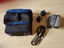 Camcorder Videokamera Panasonic NV-GS27EG MINI DV + 30x optischer Zoom LCD