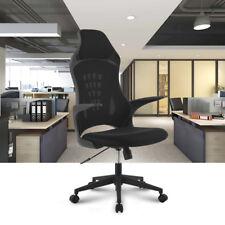 Ergonomic HighBack Mesh Computer Executive Office Chair Blk Desk Task Decor Tilt