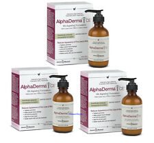 Janson Beckett 4oz AlphaDerma CE 3 - Pack Combo + Free Gifts Best Deal!