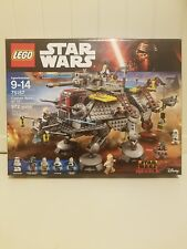 LEGO Star Wars Rebels 75157 Captain Rex's AT-TE NIB Inquisitor Wolffe Gregor NEW