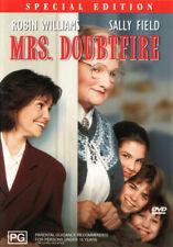 Mrs. Doubtfire  - DVD - NEW Region 4