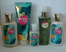 5 Pc Bath & Body Works Charmed Life Set Lotion  Body Cream Mist  Lot