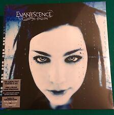 Evanescence Fallen LP 10th Anniversary Limited of 1500 Purple USA Vinyl New 2013