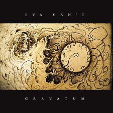 """EVA CAN'T """"Gravatum"""" CD - Dramatic Metal (SEALED)"""