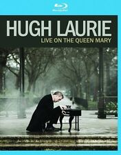 Hugh Laurie Live on The Queen Mary Blu Ray Region B Post